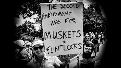 Marching Toward Gun Confiscation: Prohibition Advocates Released Unhinged Gun Control Plan