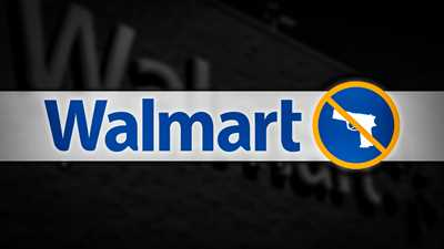 Walmart Clamps Down on Firearm and Ammunition Sales