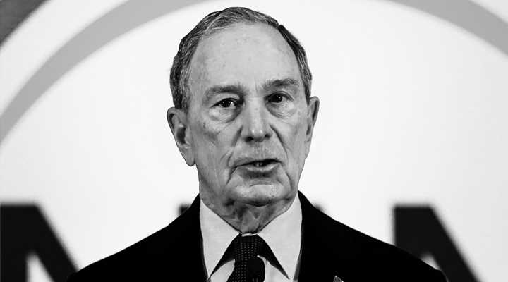 Bloomberg's Debate Bloopers