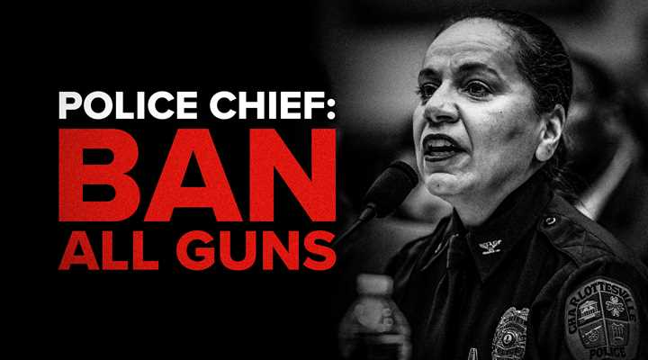 "Virginia Police Chief Advocates Ban on All Guns at U.S. House ""Assault Weapons"" Hearing"