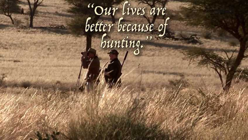 DSC Foundation Videos Explain Why Hunting Is Conservation