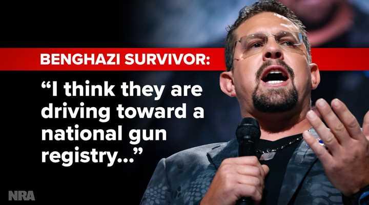 Member Spotlight: Benghazi Survivor Tig Tiegen Speaks Out Against Dems' Gun Control Schemes