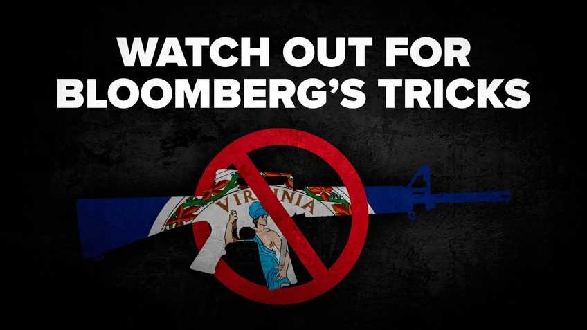 Member Spotlight: Meet an NRA Virginia mom who is telling voters to 'watch out' for Bloomberg's tricks in 2020