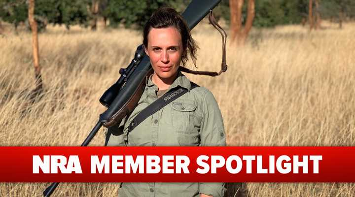 Member Spotlight: Meet the hunter who stands up to those who call her a 'murderer'