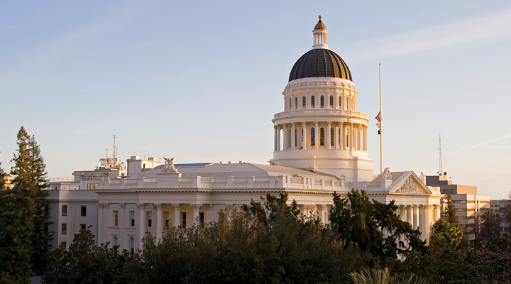 California: The Legislature Reconvenes With Gun Control Back in the Budget!
