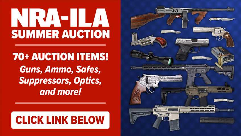 2020 NRA-ILA Summer Auction
