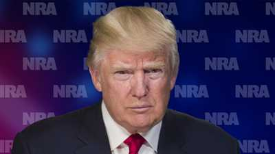 NRA-PVF Endorses President Donald Trump for Reelection