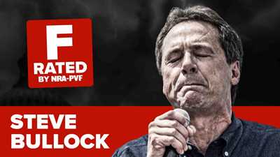 Montana: Californian-funded Fake Hunting Group Lies About Steve Bullock's Anti-gun Record