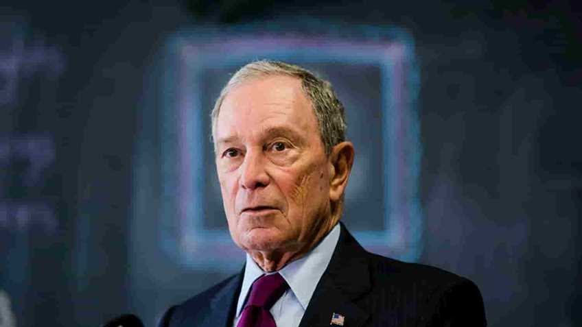 Bloomberg and His Billions Just Won't Go Away