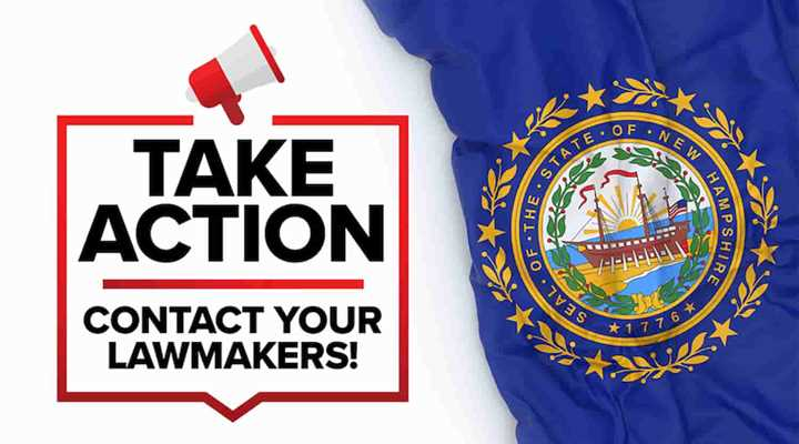 New Hampshire: Urge Your Legislators to Sustain Governor Sununu's Veto of Firearm Seizure Bill
