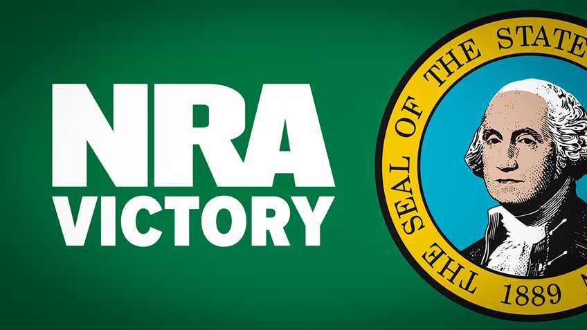 NRA Victory in Washington