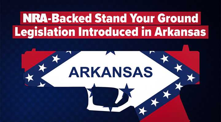 NRA-Backed Stand Your Ground Legislation Introduced in Arkansas