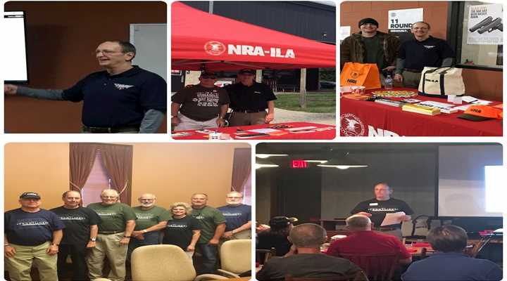 2019 Jay M. Littlefield Memorial NRA-ILA Volunteer of the Year Award