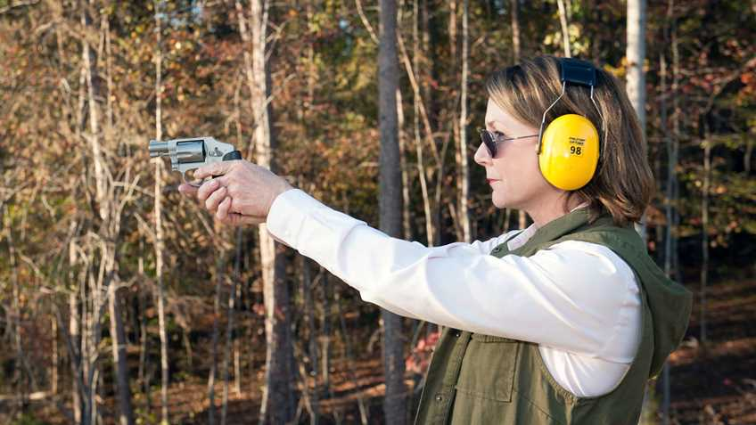 NC's First Female Senate Majority Leader: NRA Endorsed & CCP Holder