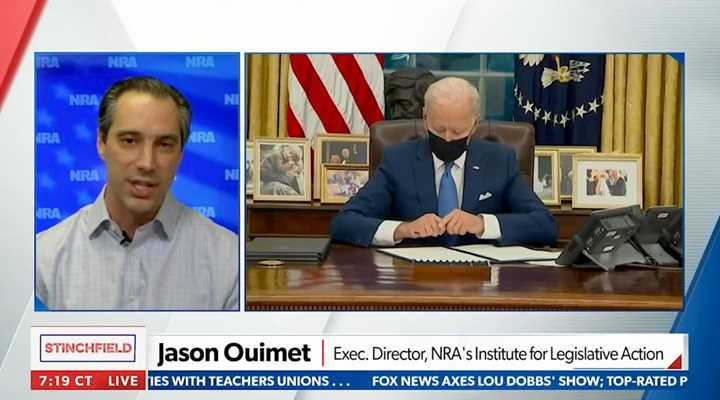 Watch: Jason Ouimet on Grant Stinchfield on Newsmax Prime Time