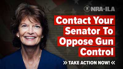 Take Action – Contact Senator Murkowski Today!