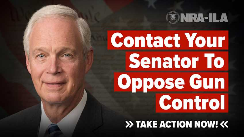 Take Action – Contact Senator Johnson Today!
